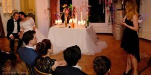 Zang en gitaar huwelijksceremonie