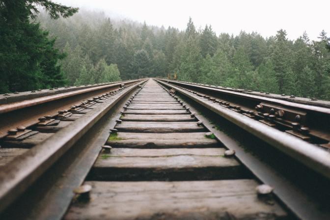 電車の通勤時間
