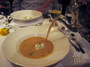 Raglan Road lobster bisque