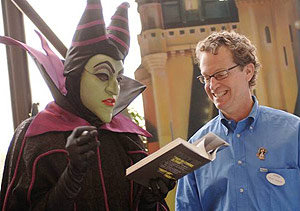 Maleficent with Ridley Pearson