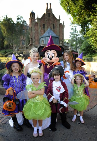 Mickey's Not So Scary Halloween Party Image ©Disney