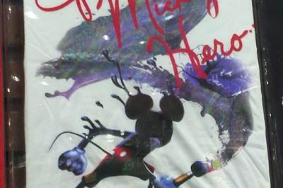Epic Mickey Kingdom Hearts Hot Topic