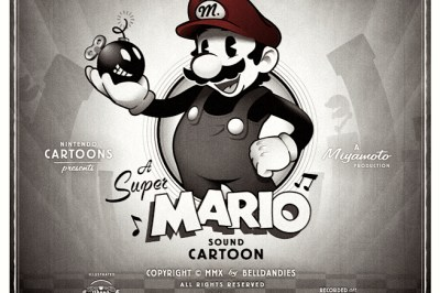 Steamboat Mario