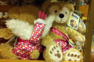 Duffy Valentine's Day bears