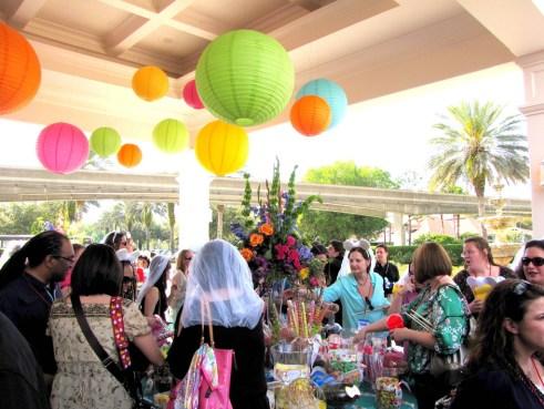 Disney Social Media Moms Celebration Platinum Soiree Candy Bar