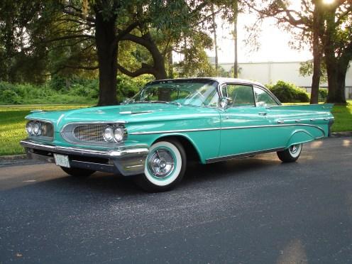 Classic Pontiac Bonneville