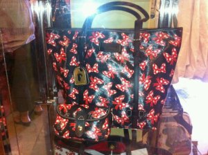 Disney Dooney and Bourke Minnie Bow