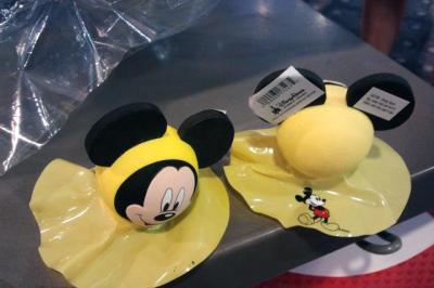 Poncho Mickey antenna topper
