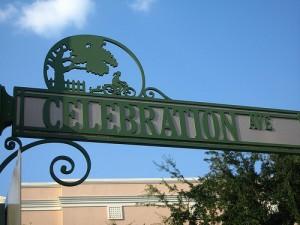 Celebration Ave