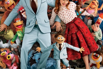 Muppets Movie Poster