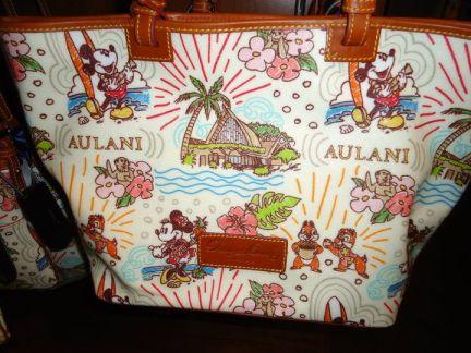 Aulani Disney Dooney & Bourke