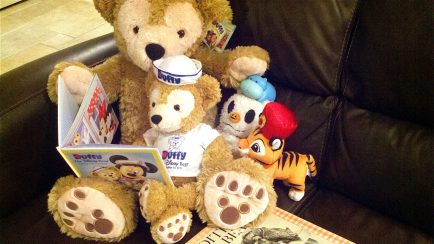 Duffy reads