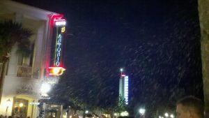 Snow in Celebration