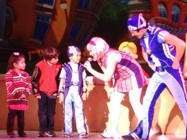 SeaWorld Just For Kids Lazytown