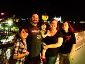 family at Fulton's