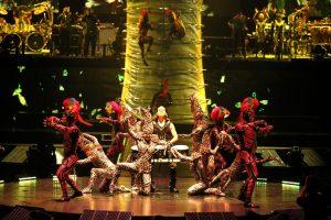 Cirque du Soleil Michael Jackson