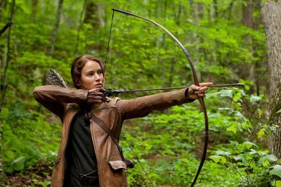 Hunger Games movie Katniss Everdeen