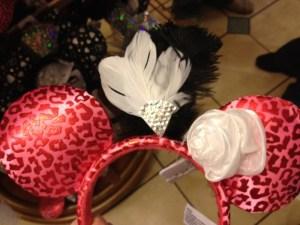Minnie Mouse headbands