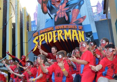 Spider-Man Opening Day
