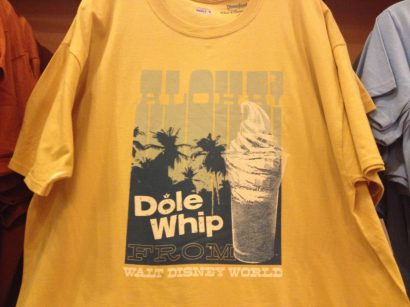 Disney Dole Whip t-shirt