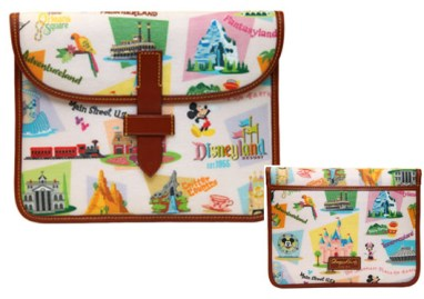 Dooney and Bourke Retro Disneyland