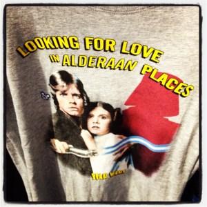 Looking for Love in Alderaan Places