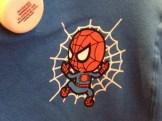 Marvel Tokidoki Spiderman hoodie