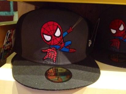Marvel Tokidoki Spiderman hat