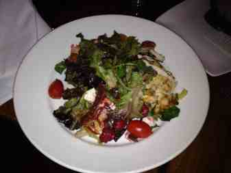 Cashel Castle salad