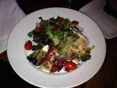 Cashel Castle salad