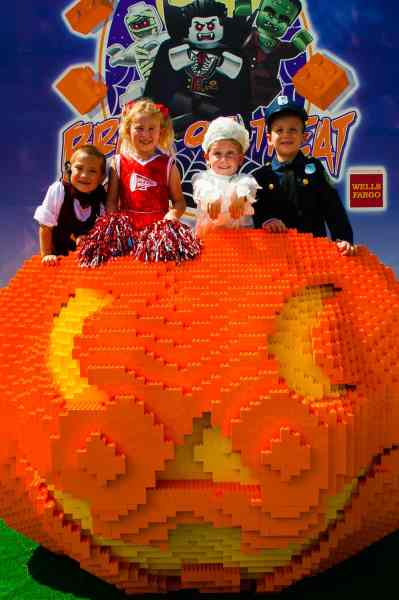 LEGOLAND Florida's Brick or Treat