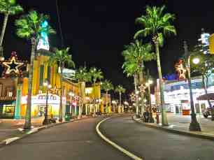 Goodnight from Hollywood Studios!