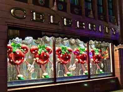 One of my favorite Disney holiday displays!
