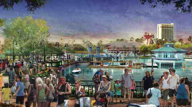 Disney Unveils Vision for Disney Springs – Marketplace