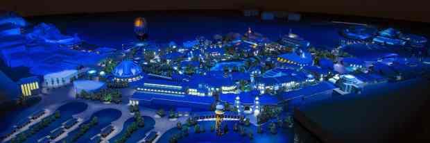 Disney Unveils Vision for Disney Springs