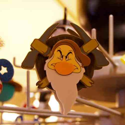 Disney Antenna Topper