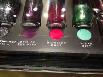 Wickedly Beautiful nail polishes