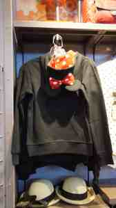 Minnie Mouse Hoodie with Mouse Ears Back