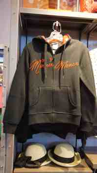 Minnie Mouse Hoodie with Mouse Ears Front
