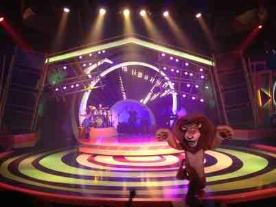 Madagascar Live at Busch Gardens