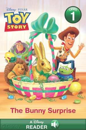 Toy Story: The Bunny Surprise