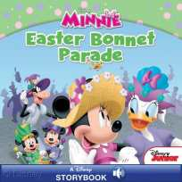 Minnie: Easter Bonnet Parade