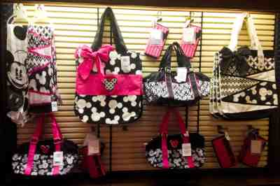 Mickey & Minnie Bags