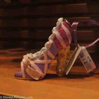 Disney Repunzel character-inspired shoe ornament