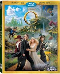Oz Blu-ray DVD