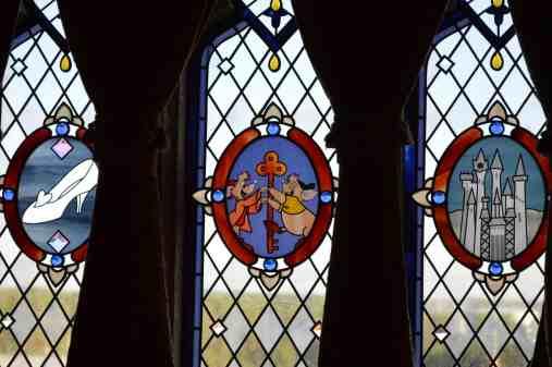 Cinderella Castle Suite Window