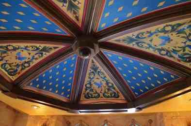 Beautiful ceilings