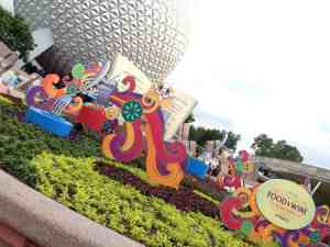 Epcot's 18th Annual Food & Wine Festival