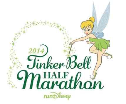 2014 Tinker Bell Half Marathon Disneyland