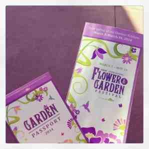 2014 Epcot Flower & Garden Festival
